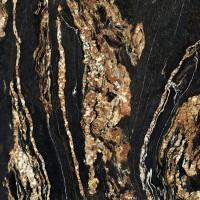 Керамогранит Ariana 0005354 NOBILE BLACK TAURUS LUx 6×2700×1200